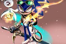 Sonic e co.