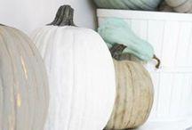 Halloween & Thanksgiving  / by Kate Ellis