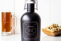 "Groomsman Gift Ideas / Say ""thanks"" to the guys in your wedding party  with the most unique groomsmen gifts on Pinterest. Use coupon code spring16 for 10% off all products from The Man Registry + free shipping on orders $149+  / by The Man Registry"