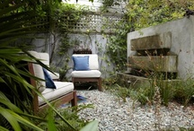 outside / outdoor spaces
