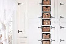 Closet // Pantry // Cupboard  / by Kate Ellis
