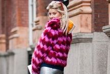 Street Style / Street style photos, fashion and trends from across the globe / by GLAMOUR Magazine UK
