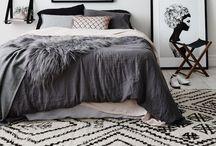 TKD: SLEEP HERE / Bedroom design www.trishknight.com