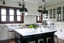 TKD: IN THE KITCHEN / Kitchen design www.trishknight.com