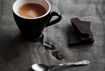 ♨Café Thé et Chocolat / ♨Selon l'Humeur et à Pas d'Heure♨ / by Cyntthia