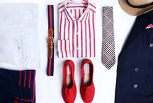 Patriotic Weddings / Planning a wedding around the 4th of July? We hope this board will inspire you to put a little red, white and blue into your nuptials. / by The Man Registry