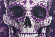Obsessions! / My slight obsession with skulls... / by Caro Modello