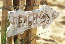 ๑Sur La Plage Abandonnée... ๑ #Beach #Seashore / by Cyntthia