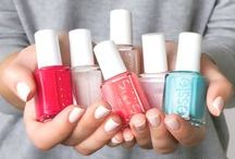 the color lineup / When it comes to essie polish collections, too much is never enough.