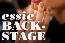nail the runway / Straight from the runway to you, the hottest nail design trends spotted backstage at New York Fashion Week.