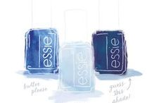 bottle art / More than polish bottles, they're works of art. From illustrations to watercolors, take a walk through our gallery and see how the world interprets essie.