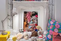 TKD: KIDS ROOMS / Decorating rooms for kids - playrooms, studies, bedrooms, cottages, outdoor spaces