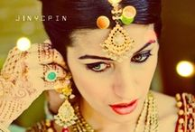 Indian Bridal Jewelry / by Blue Petyl