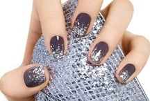 glitter up / Sparkle on. Polish off any mani with essie 'luexffects' for dazzling dimension.