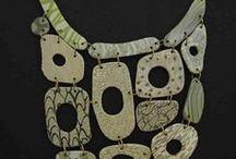 clay i wanna try / designs I wanna make / by paintedthreads... fabric art by tonya dyce