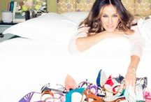 SJP's shoes collection