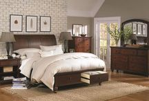 Master Bedroom / Furniture, color and decor ideas for our Master Bedroom  / by Bethany Kerley