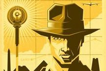 My Indiana Jones / by Mitchell Hughes