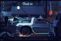 My Back to the Future / by Mitchell Hughes
