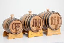 Whiskey is for Lovers / Bourbon, scotch, irish, rye -- no matter what your preferred varation is, there are plenty of tremendous ways to incorporate whiskey into your wedding, home and weekend plans. / by The Man Registry
