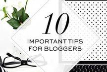 Website Tips, Tricks and Tutorials / A board full of resources to help you improve your blog website as well as keep you on top of coming trends.