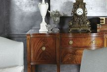 TKD: ANTIQUES / Mixing antiques into a modern home.