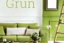 Greenery: Trendfarbe 2017 / Eine der Pantone-Trendfarben des Jahres 2017 ist Greenery - ein schönes Apfelgrün, das einen gleich in Frühlingsstimmung versetzt.