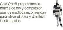 Productos de frío y compresión / Productos Médicos para lesiones musculares y de ligamentos, esguinces, latigazo cervical, codo de tenista