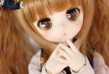 Bjd and Dolls / Bjd,Pullips,Azone and others