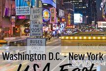USA Ostküste - Ein Reisebericht / Von Washington D.C. über New York und Boston bis hinauf an die wilde Küste von Massachusetts - Ein Roadtrip zwischen Monumenten, Megastädten und Meer. Route und Reisebericht komplett auf www.mythirdblog.de/reisebericht-usa-2012-east-coast