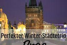 Prag - Ein Reisebericht / Ein Städtetrip im dunklen Dezember bei Minusgraden? Ja, das kann sehr viel Spaß machen - vor allem in einer so wunderschönen Stadt wie Prag. Weihnachtlich, gemütlich, historisch - lecker! Reisebericht komplett auf www.mythirdblog.de/reisebericht-prag-2010