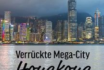 """Hongkong - Ein Reisebericht / Hongkong – Die Megacity stand jahrelang mit ganz oben auf der Bucket List. Und wenn man dann dort ist, ist alles anders, als man sich das vorgestellt hat. Ich habe nie eine Stadt gesehen, die so voller Gegensätze steckt, in der schön und hässlich so nahe beieinander liegen. Hongkong ist absolut faszinierend, völlig anders und ein """"riesiger Mikrokosmos"""", in den man sich erst einmal eingrooven muss.  Route und Reisebericht komplett auf http://www.mythirdblog.de/reisebericht-hong-kong-2016/"""