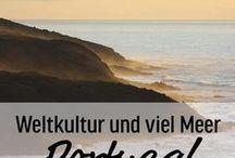 """Portugal - Ein Reisebericht / Portugal hat uns immer schon interessiert. Goldene Strände, Weltkulturerbe-Klöster und erst die """"weiße Stadt"""" Lissabon … Und das Land ist nicht so groß – so kann man auch in zwei Wochen eine Menge davon kennen lernen ohne zu hetzen. Also auf in den südlichsten Süden von Festland Europa!  Route und Reisebericht komplett auf www.mythirdblog.de/reisebericht-portugal-2011"""