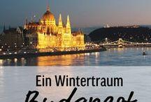 Budapest - Ein Reisebericht / Ein Städtetrip im dunklen Dezember bei Minusgraden? Ja, das kann sehr viel Spaß machen - vor allem in einer so wunderschönen Stadt wie Budapest. Weihnachtlich leuchtend, gemütlich, historisch - lecker!  Reisebericht komplett auf www.mythirdblog.de/reisebericht-budapest-2011