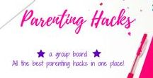 Parenting Hacks / A group board hosted by Grandi of My Aggrandized Life.  Searching for answers to your parenting challenges?  Find all the best parenting hacks for infant, toddler, pre-teen, teen, pre-school and school age kids here.   To join the board, first follow me then send a message asking to be added as a contributor.  Vertical pins only.   All pins must be related to parenting.