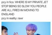 EXO / some memes, cute and sexy pics etc. of exo whatever