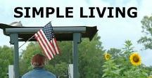 SIMPLE LIVING / SIMPLE LIVING; HOMESTEADING; RAISING ANIMALS; THE GOOD OLD DAYS