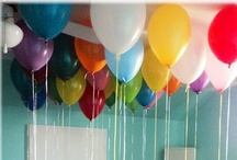 everything is better with balloons / by Minyi Shih