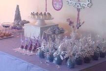 dessert/candy tables / by Joan Mimi K