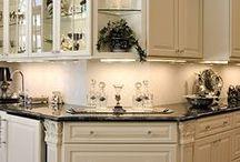 Kitchen for the dream home / by Susan Decicco-Masullo