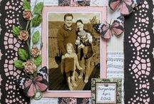 Scrapbooking Ideas / by Christine Gassman