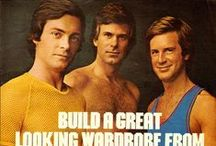Vintage Men's Underwear Ads / by Freshpair