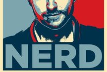 Why yes, I am a Nerd.  / General and all around nerdiness/geekiness. / by Sarah Clement