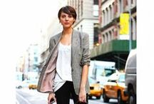 Style Inspiration / Fashion and styling that I like / by Jessica Baker