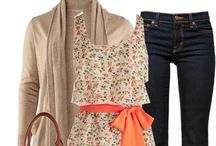 Spring Style / Spring and Summer. AKA best seasons Ever!! / by LeAnn Robine