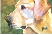 Yellow Labs / by Patricia Bergelin