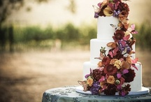Wedding Cakes & Candy Tables