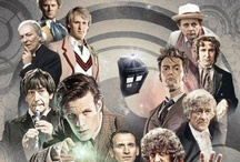 The Doctor's Stuck In The Pandorica / My favorite fandom and by far the most amazing show I have ever had the privilege of watching. My favorite Doctor is Eleven. / by Sarah Clement