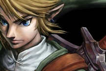 The Legend of Zelda / The hero of time. / by Sarah Clement
