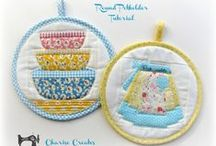 Little Sewn Gifts / Cute, small sewing projects that would make great gifts or swap projects.